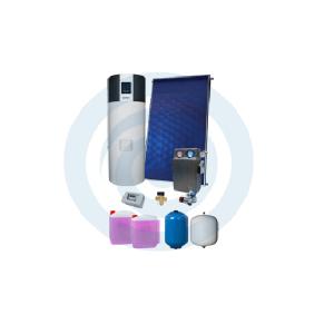Loja da Climatização PACOTE SOLAR Nº 1 ECOTANK SUPER 200L + SILVERSOL 3 XL