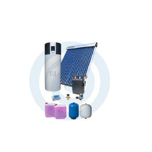 Loja da Climatização PACOTE SOLAR Nº 1 ECOTANK SUPER 200L + TUBOSOL HP 20
