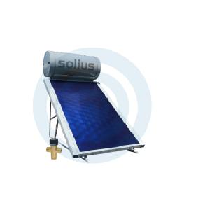 Loja da Climatização SOLIUS INOXKIT 200L