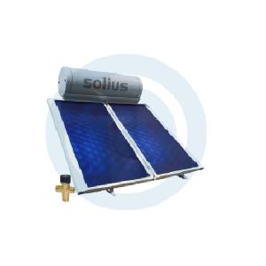 Loja da Climatização SOLIUS INOXKIT 300L